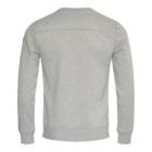 Sweater MILAN 2.0 Grijs melange achter