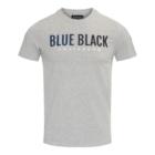 T-shirt TONY Grijs Mêlange voor
