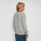 Sweater MILAN 2.0 Grijs melange voor