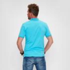 T-shirt TONY Blauwe Camouflage voor